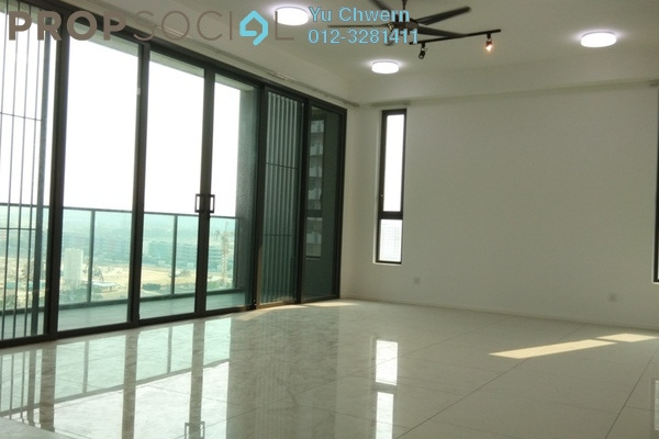 For Rent Condominium at The Treez, Bukit Jalil Freehold Semi Furnished 3R/2B 3k