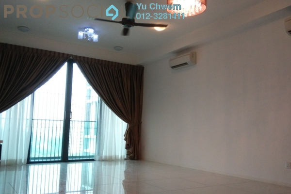 For Rent Condominium at The Treez, Bukit Jalil Freehold Semi Furnished 3R/2B 3.8k