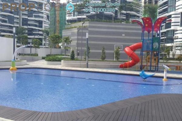 For Rent Condominium at AraGreens Residences, Ara Damansara Freehold Fully Furnished 2R/3B 4k
