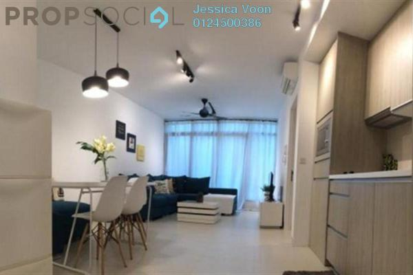 For Sale Condominium at AraGreens Residences, Ara Damansara Freehold Fully Furnished 2R/1B 720k