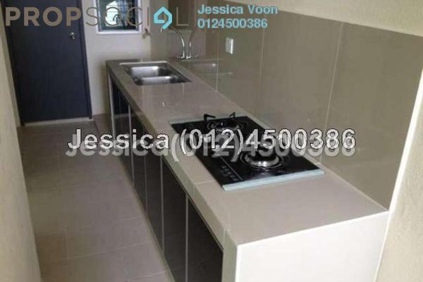 For Rent Condominium at Casa Tropicana, Tropicana Leasehold Semi Furnished 4R/3B 2.3k