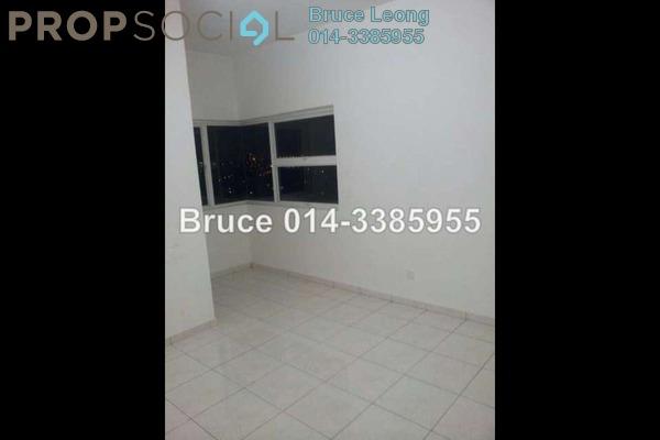 For Rent Condominium at Desa Impiana, Puchong Freehold Semi Furnished 3R/2B 1.2k