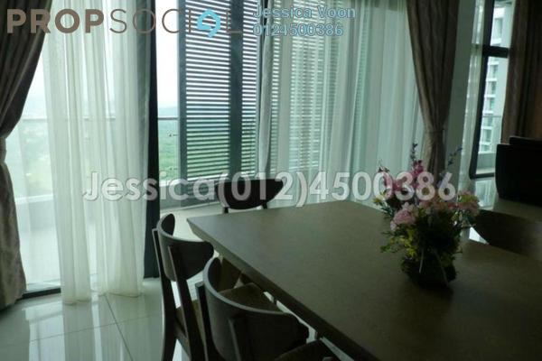 For Rent Condominium at Tropicana Grande, Tropicana Leasehold Fully Furnished 3R/5B 5.8k