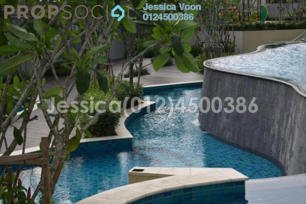 For Sale Condominium at Tropicana Grande, Tropicana Leasehold Semi Furnished 3R/5B 1.95m
