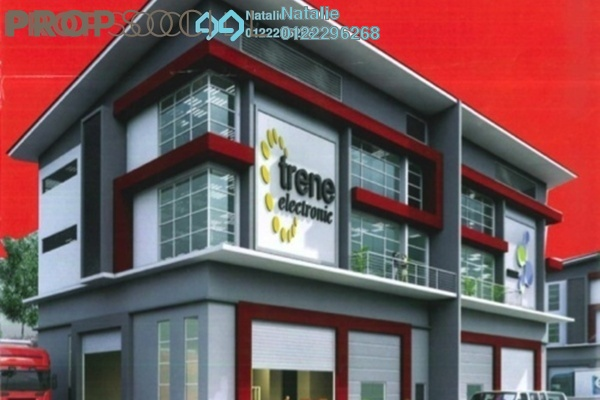 For Sale Factory at Kinrara Industrial Park, Bandar Kinrara Leasehold Unfurnished 0R/0B 1.63m