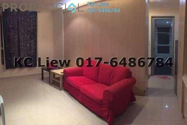For Sale Condominium at Ritze Perdana 2, Damansara Perdana Leasehold Fully Furnished 1R/1B 390k