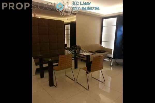 For Sale Condominium at Carlton, Sri Hartamas Freehold Fully Furnished 1R/1B 495k
