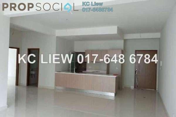 For Rent Condominium at Royal Regent, Dutamas Freehold Semi Furnished 3R/2B 2.4k