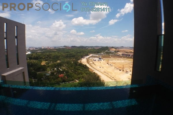 For Sale Condominium at The Treez, Bukit Jalil Freehold Semi Furnished 3R/2B 1.4m