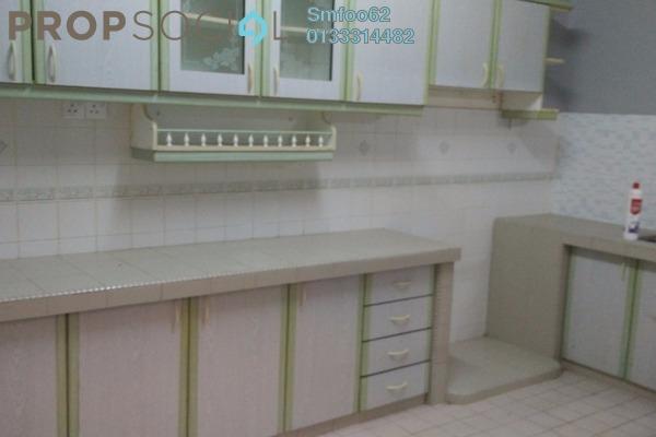 For Rent Condominium at Prima Setapak I, Setapak Leasehold Fully Furnished 4R/2B 2.5k