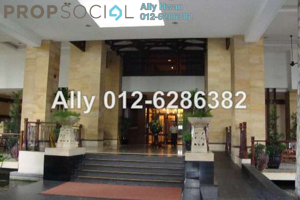 For Sale Condominium at Mont Kiara Damai, Mont Kiara Freehold Semi Furnished 3R/4B 1.71m