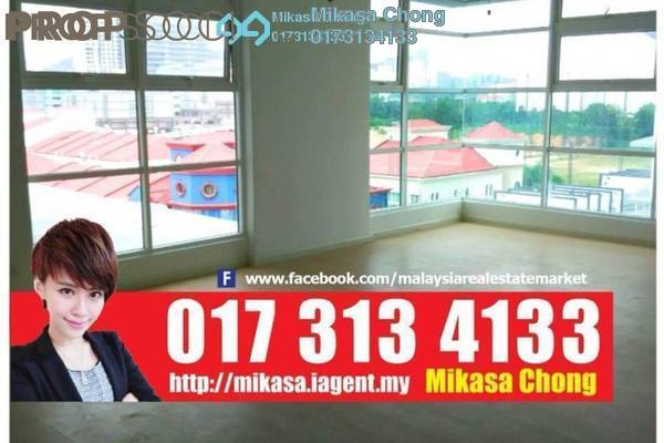 For Rent Office at Sunway Nexis, Kota Damansara Leasehold Semi Furnished 1R/2B 2.1k