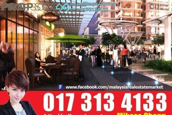 For Rent Shop at Sunway Nexis, Kota Damansara Leasehold Unfurnished 0R/2B 7.5k
