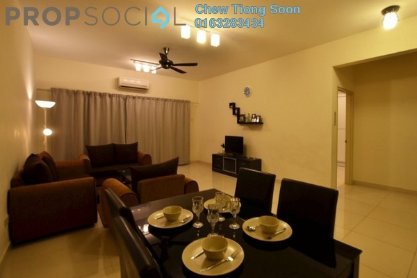For Rent Serviced Residence at Setia Walk, Pusat Bandar Puchong Freehold Fully Furnished 2R/2B 2.3k