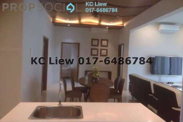 For Rent Condominium at Royal Regent, Dutamas Freehold Fully Furnished 4R/3B 3.6k