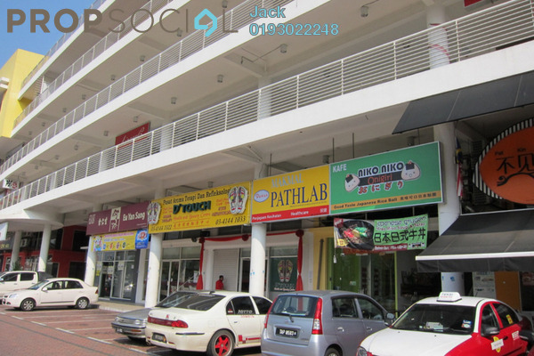 For Rent Office at Platinum Mondrian PV128, Setapak Leasehold Unfurnished 0R/2B 2.1k