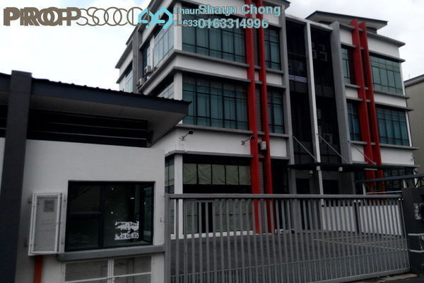 For Sale Factory at Bandar Teknologi Kajang, Semenyih Freehold Semi Furnished 8R/6B 3.85m