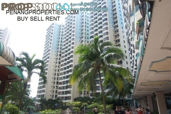 For Rent Condominium at Sunny Ville, Batu Uban Freehold Fully Furnished 3R/2B 1.4千