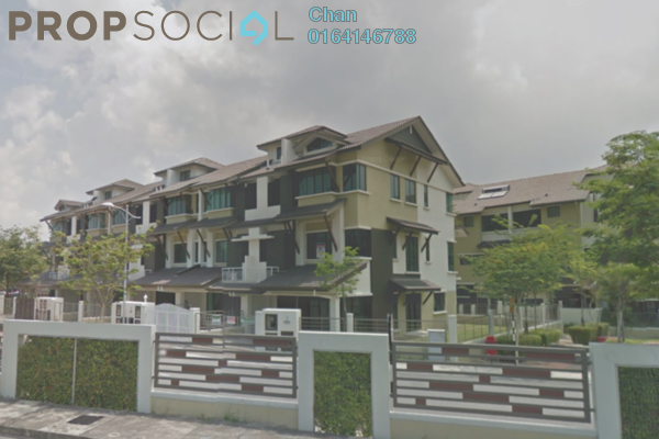 For Sale Terrace at Residence @ Southbay, Batu Maung Freehold Unfurnished 6R/6B 1.33m