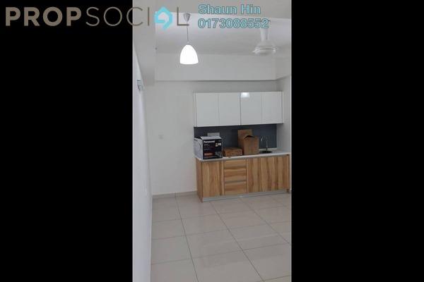 For Rent Condominium at Avenue D'Vogue, Petaling Jaya Leasehold Semi Furnished 0R/1B 1.3k