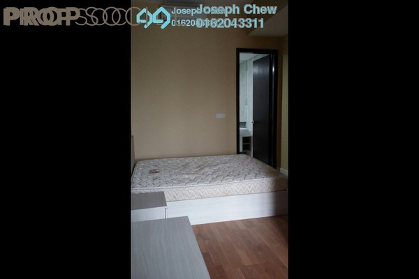 For Rent Condominium at The Elements, Ampang Hilir Freehold Semi Furnished 1R/2B 3k