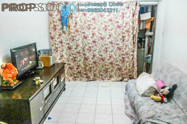 For Sale Apartment at Flora Damansara, Damansara Perdana Leasehold Semi Furnished 3R/2B 240k