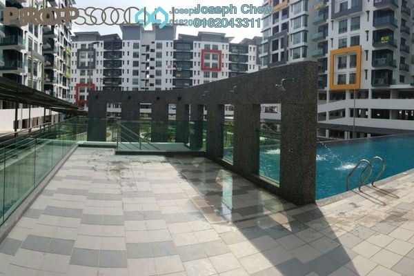For Sale Condominium at Mahkota Garden Condominium, Bandar Mahkota Cheras Freehold Unfurnished 3R/2B 550k