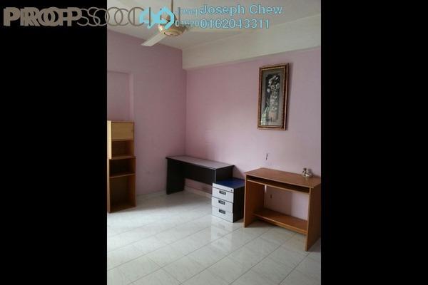 For Sale Apartment at Brem Park, Kuchai Lama Leasehold Semi Furnished 3R/2B 400k