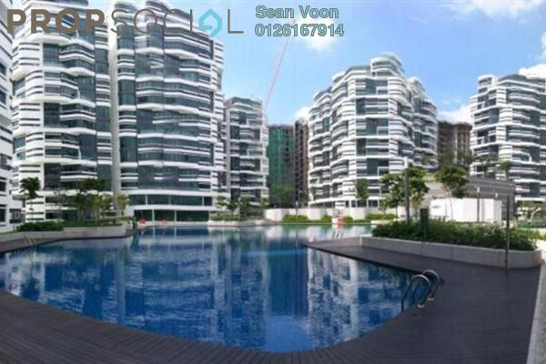 For Rent Condominium at AraGreens Residences, Ara Damansara Freehold Fully Furnished 3R/3B 3.5k