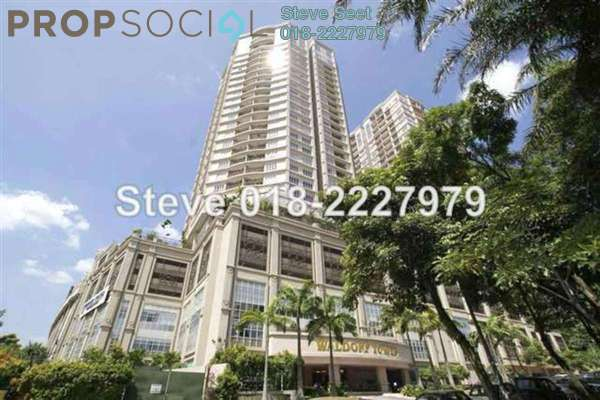 For Sale Serviced Residence at Waldorf Tower, Sri Hartamas Freehold Fully Furnished 3R/2B 780k