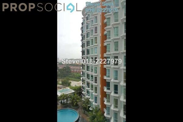 For Rent Condominium at Tiara Mutiara, Old Klang Road Freehold Semi Furnished 3R/2B 1.6k