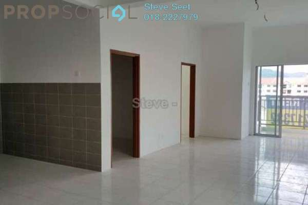 For Rent Apartment at Suria Residence, Bukit Jelutong Freehold Unfurnished 3R/2B 950translationmissing:en.pricing.unit