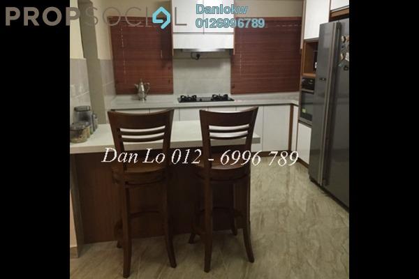 For Rent Condominium at Seri Maya, Setiawangsa Freehold Fully Furnished 4R/2B 6k