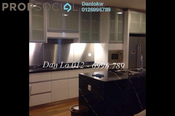 For Rent Condominium at St Mary Residences, KLCC Freehold Fully Furnished 3R/3B 6.2k