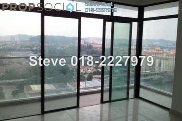 For Rent Condominium at The Z Residence, Bukit Jalil Freehold Semi Furnished 3R/2B 2.5k