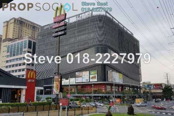 For Rent Shop at Taman Connaught, Cheras Leasehold Unfurnished 1R/1B 6k