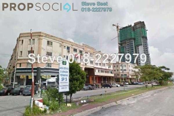 For Rent Shop at Taman Serdang Perdana, Seri Kembangan Leasehold Semi Furnished 0R/0B 1.6k
