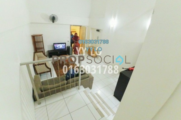 For Rent Duplex at Axis SoHu, Pandan Indah Leasehold Fully Furnished 1R/1B 1.7k