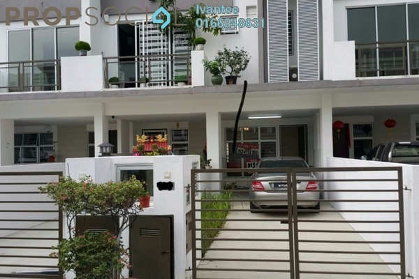 For Rent Terrace at Taman Puchong Prima, Puchong Freehold Fully Furnished 4R/3B 2.4k
