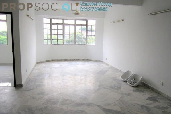 For Rent Apartment at Goodyear Court 6, UEP Subang Jaya Freehold Semi Furnished 3R/2B 1.15k