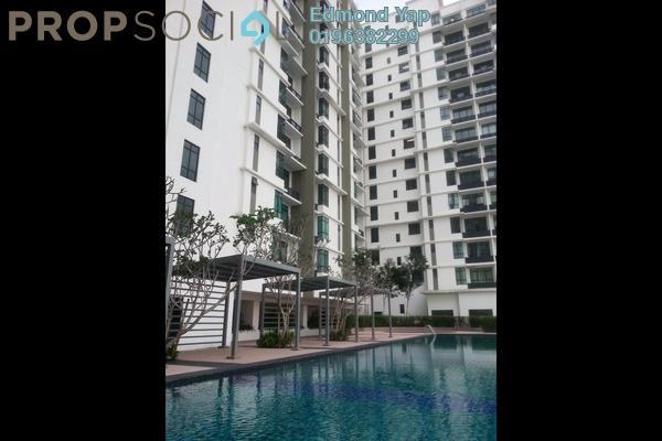 For Sale Condominium at Amaya Maluri, Cheras Leasehold Fully Furnished 2R/2B 630k
