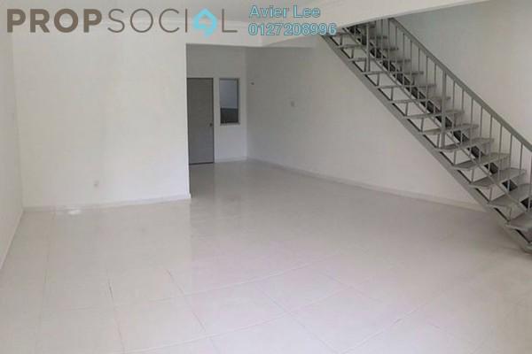For Sale Terrace at Taman Klang Indah, Klang Freehold Unfurnished 4R/3B 365k