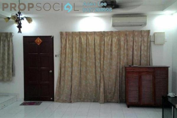 For Rent Terrace at Bandar Botanic, Klang Freehold Semi Furnished 4R/3B 1.4k