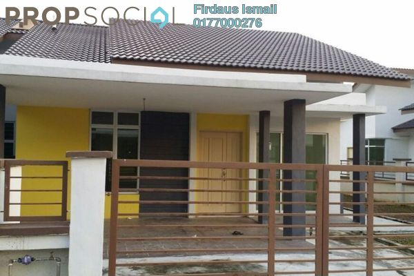 For Sale Semi-Detached at Section 30, Shah Alam Freehold Unfurnished 5R/4B 530k