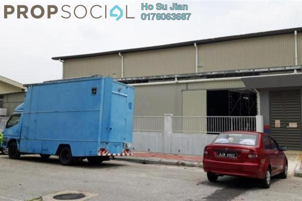 For Sale Factory at Bangi Industrial Estate, Bangi Freehold Unfurnished 0R/4B 2.1m