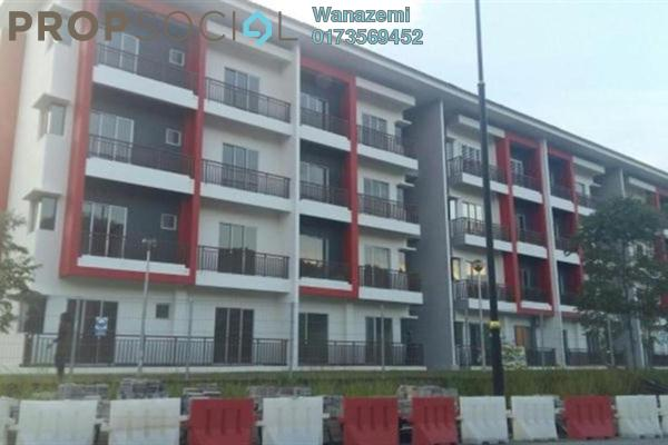 For Rent Apartment at Desa Embun Emas, Tanjung Bungah Freehold Semi Furnished 3R/2B 1k
