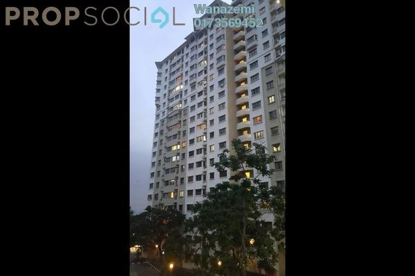 For Sale Apartment at Bayu Tasik 2, Bandar Sri Permaisuri Leasehold Semi Furnished 3R/2B 450k