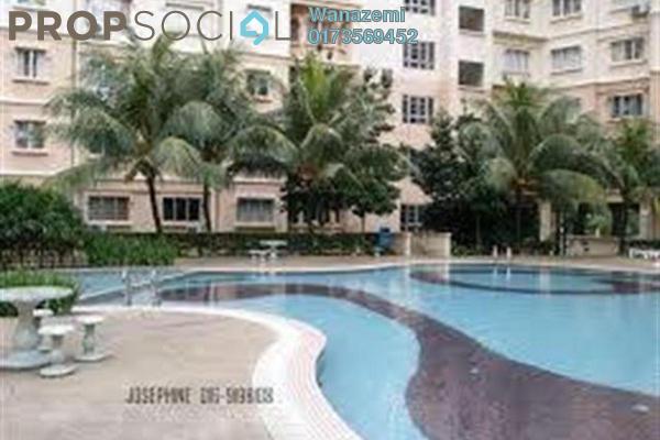 For Sale Condominium at Oakleaf Park, Bukit Antarabangsa Freehold Unfurnished 3R/2B 250k