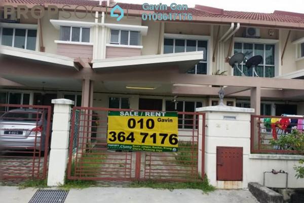 For Sale Terrace at Eleven Avenue, Bandar Bukit Raja Freehold Unfurnished 3R/3B 575k