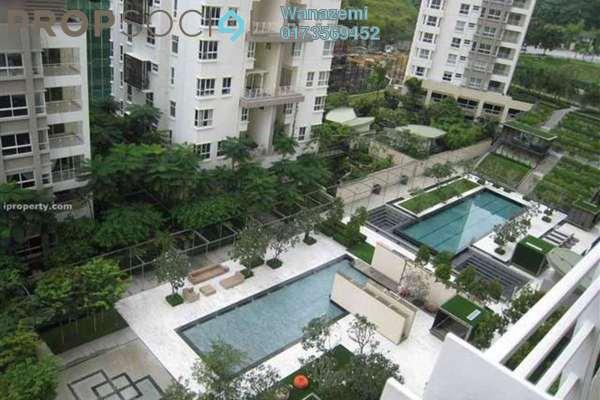 For Sale Condominium at Hijauan Kiara, Mont Kiara Freehold Semi Furnished 4R/4B 1.9m
